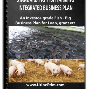 standard fish and pig farming business plan